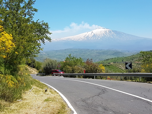 etna view